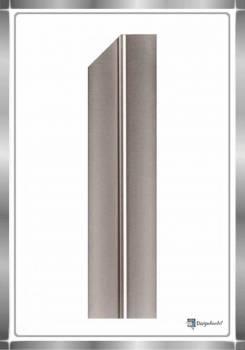 kantenschutz 30x30x1 0 mm aus edelstahl mit 1000 mm l nge. Black Bedroom Furniture Sets. Home Design Ideas