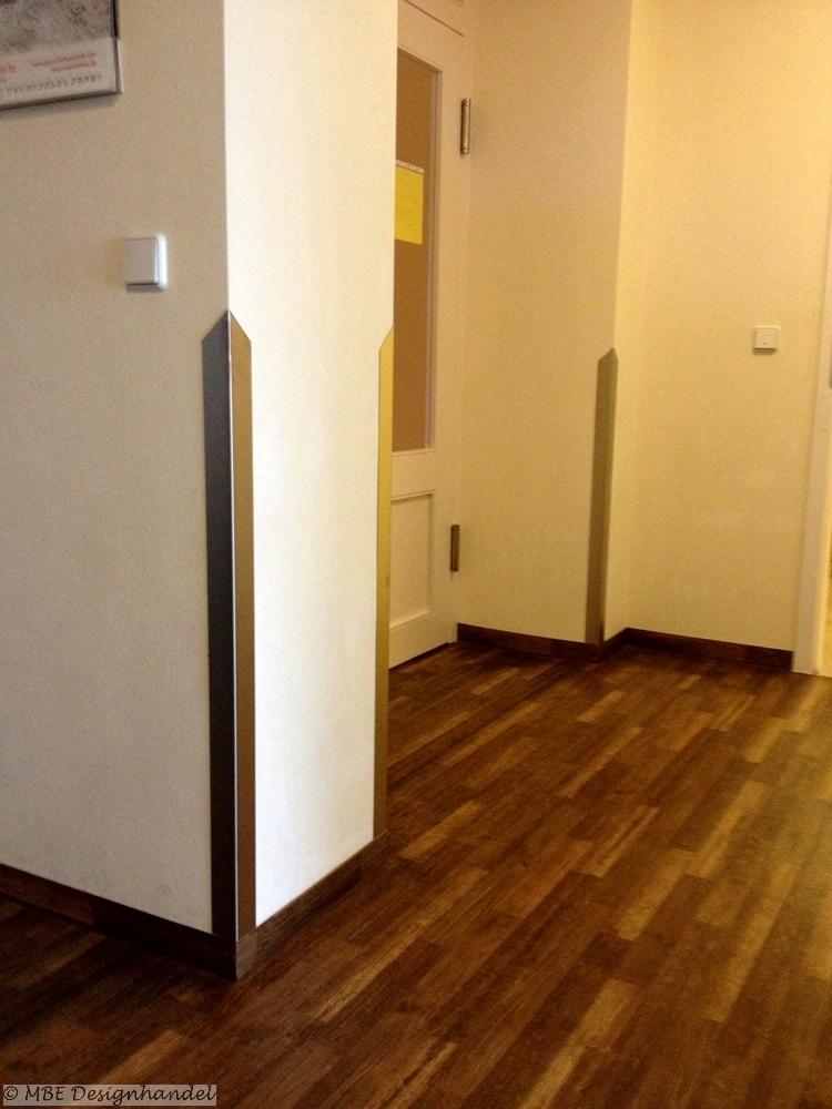 kantenschutz aus edelstahl 50 x 50 x 1250 mm mbe designhandel. Black Bedroom Furniture Sets. Home Design Ideas