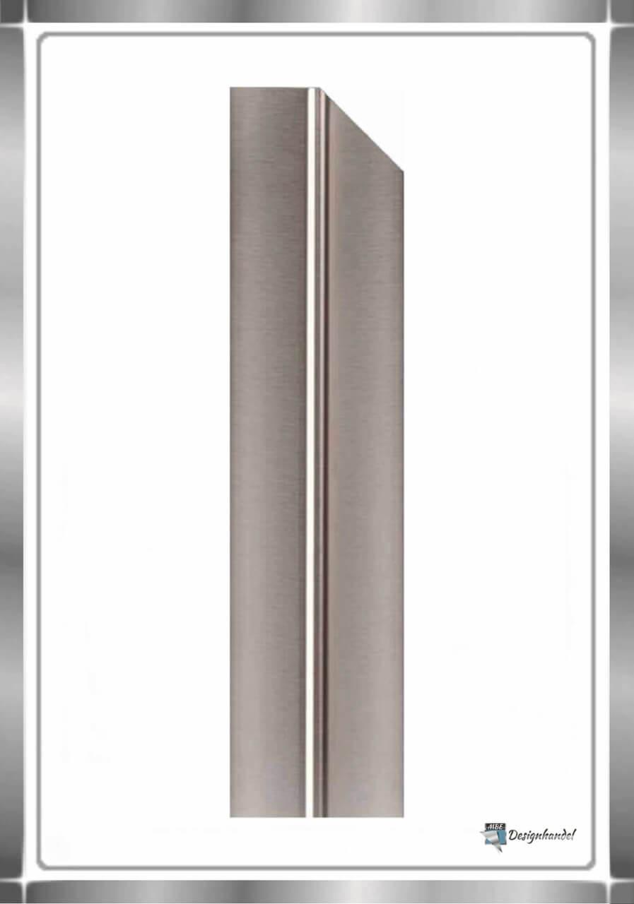 edler kantenschutz, halbspitze rechts, 20x20x1250 mm, 1mm stark