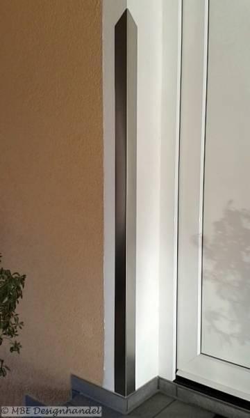kantenschutz aus edelstahl geb rstet 30 x 30 x 1500 mm. Black Bedroom Furniture Sets. Home Design Ideas